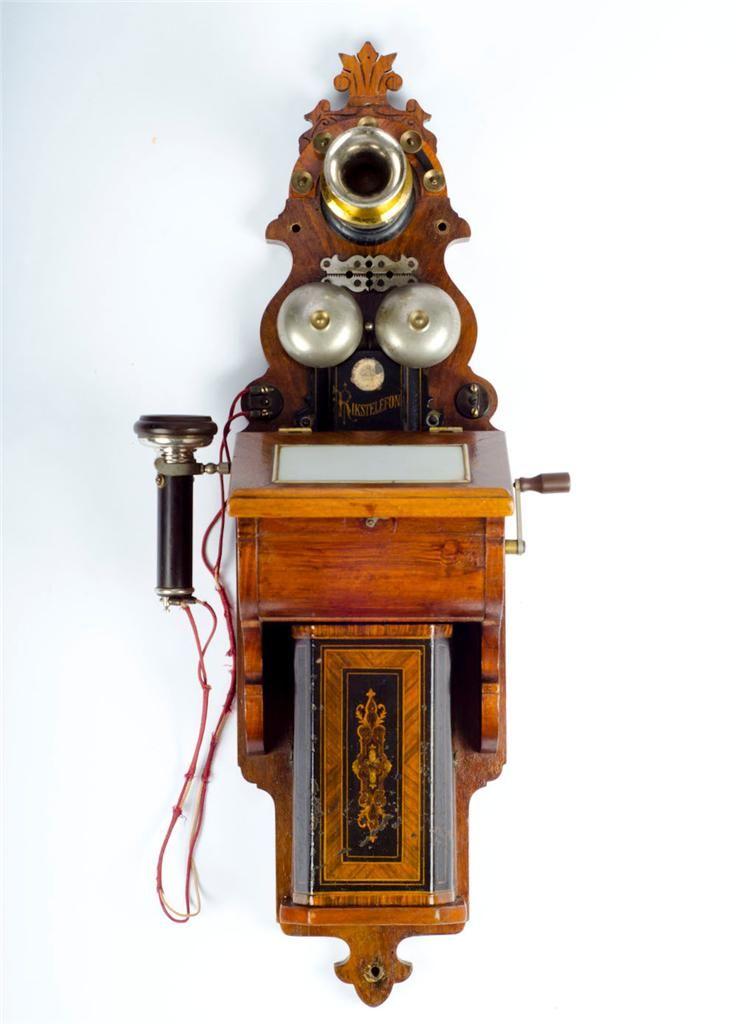 Antique Wall Phone Antique Phone Antique Telephone Retro Phone