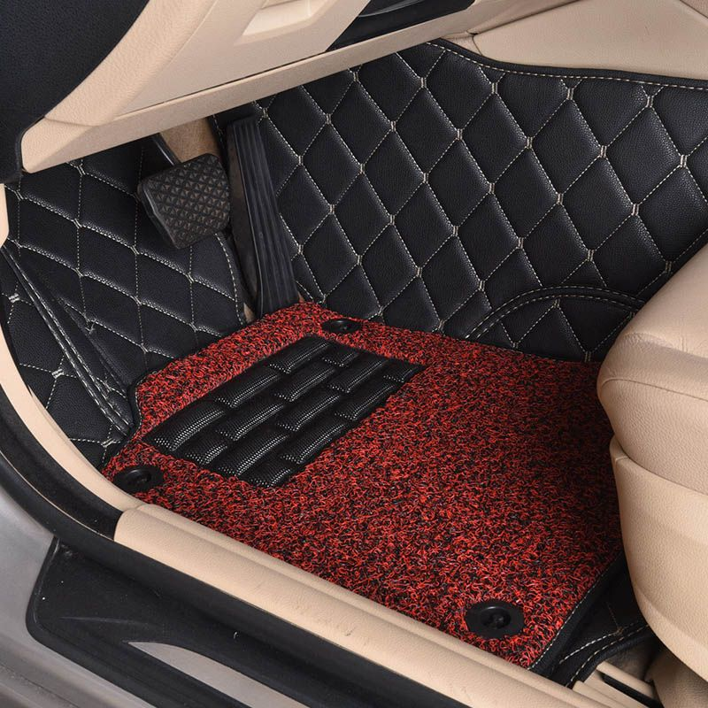 Custom Car Floor Mats For Jaguar All Models Xf Xe Xj F Pace F Type Brand Firm Soft Car Accessorie Car St Custom