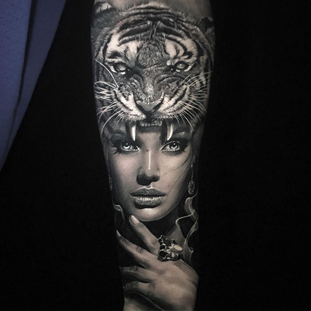 Tatuagens De Indias Mais De 70 Modelos Tatuagens 2