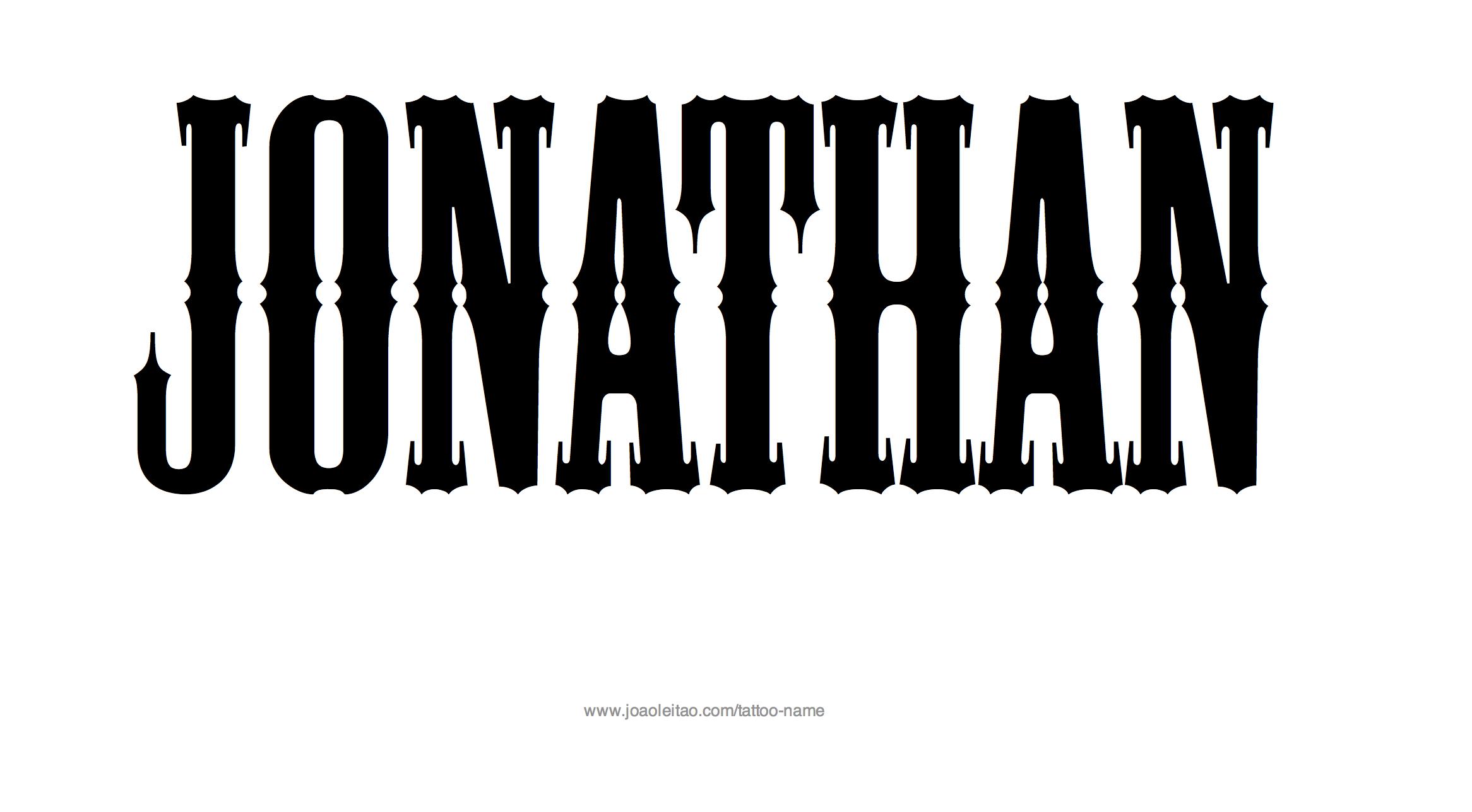 Jonathan Name Tattoo Designs Name Tattoo Designs Name Tattoo Tattoo Designs
