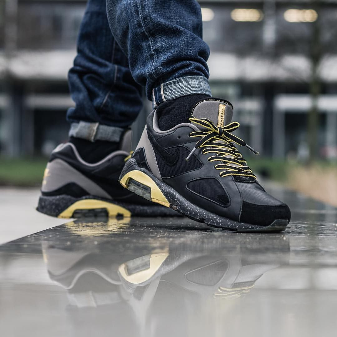 Nike Air 180 'Livestrong'