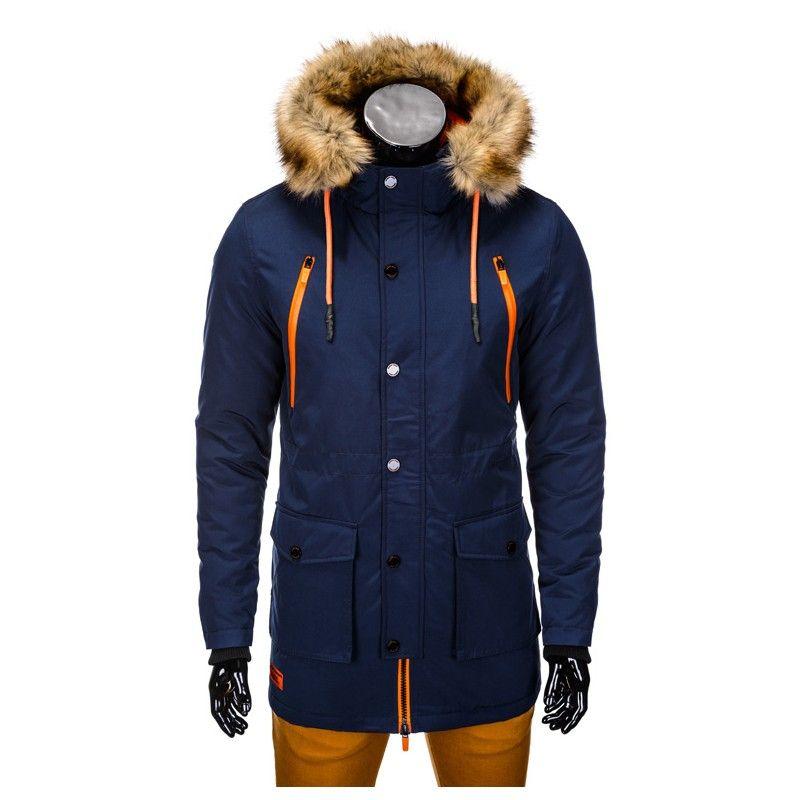 Winterjas Heren Stoer.Stoere Heren Winterjassen Bestel Je Online Bij Italian Style