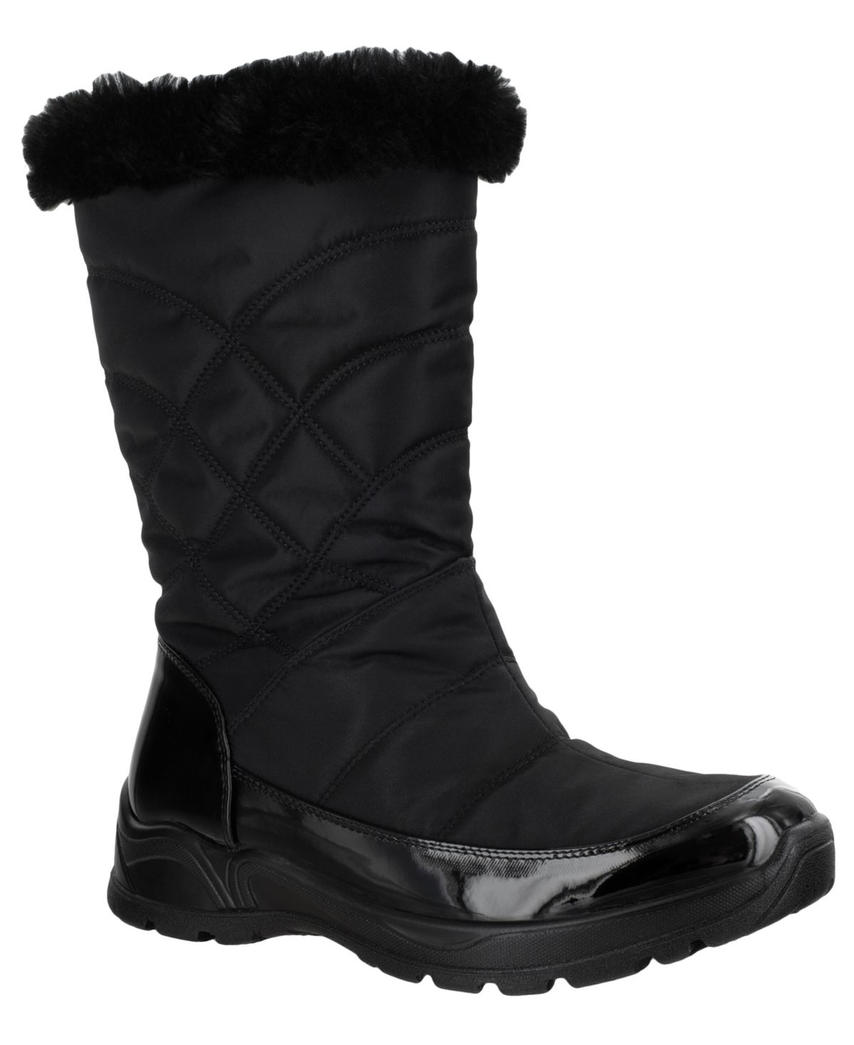 Easy Dry by Easy Street Cuddle Waterproof Boots -