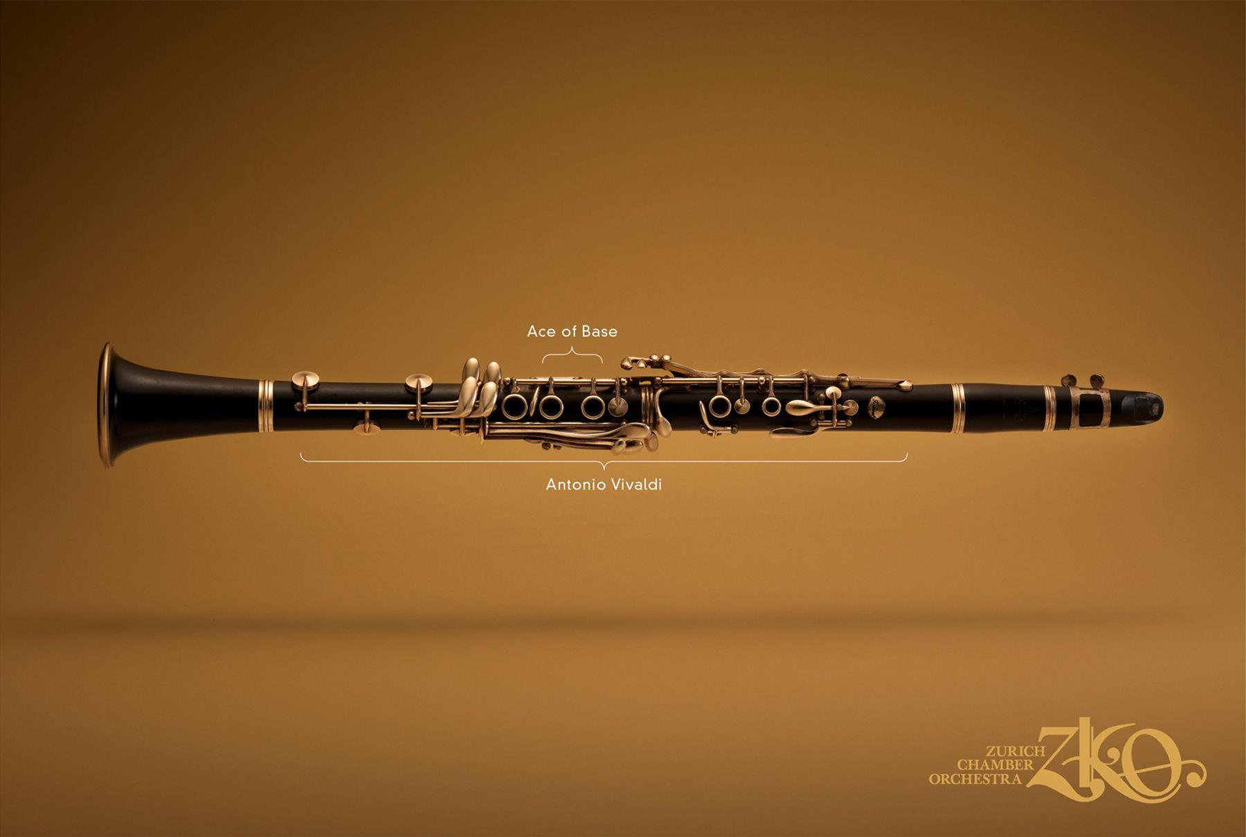 Zurich Chamber Orchestra: Clarinet