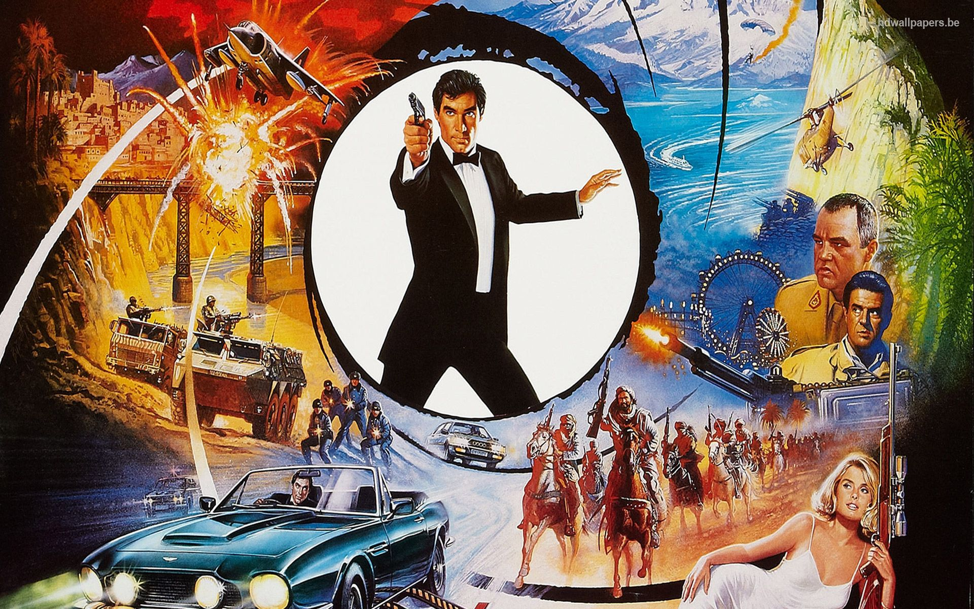 James Bond Wallpapers Vintage Poster Hd Wallpapers James Bond Movie Posters James Bond Movies Bond Movies