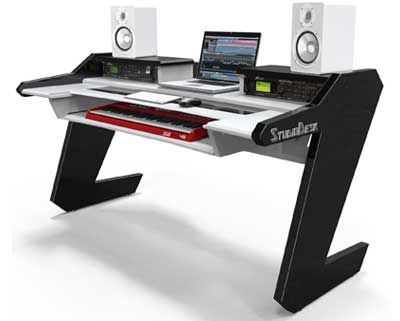 Buy Home Studio Desk Workstation Furniture. Modular System Design Allows  You To Set Up How