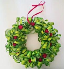 Decorations De Noel En Ficelle Et Fil De Fer