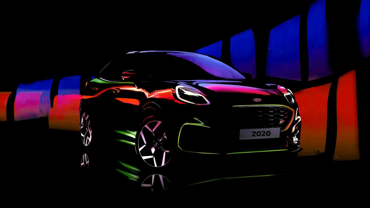 2020 Ford Puma St Sporty Crossover Announced In 2020 Ford Puma