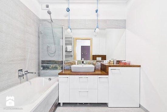 Mala Lazienka W Bloku Z Pralka Google Search łazienka Bathroom