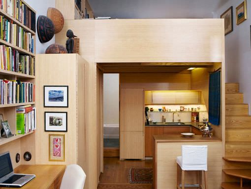 Apartamento de 24 metros cuadrados decoratrix blog de - Diseno de apartamentos pequenos ...