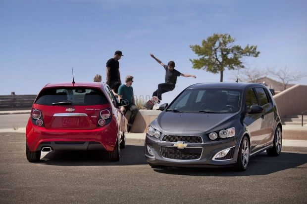 2013 Chevrolet Sonic Rs Revealed Inside And Out Chevrolet Hatchback Cars Chevy