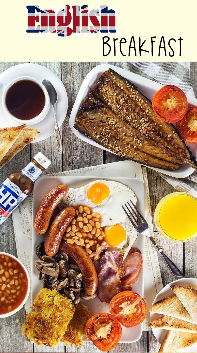 English Breakfast Breakfast Around the World 9 Recipe