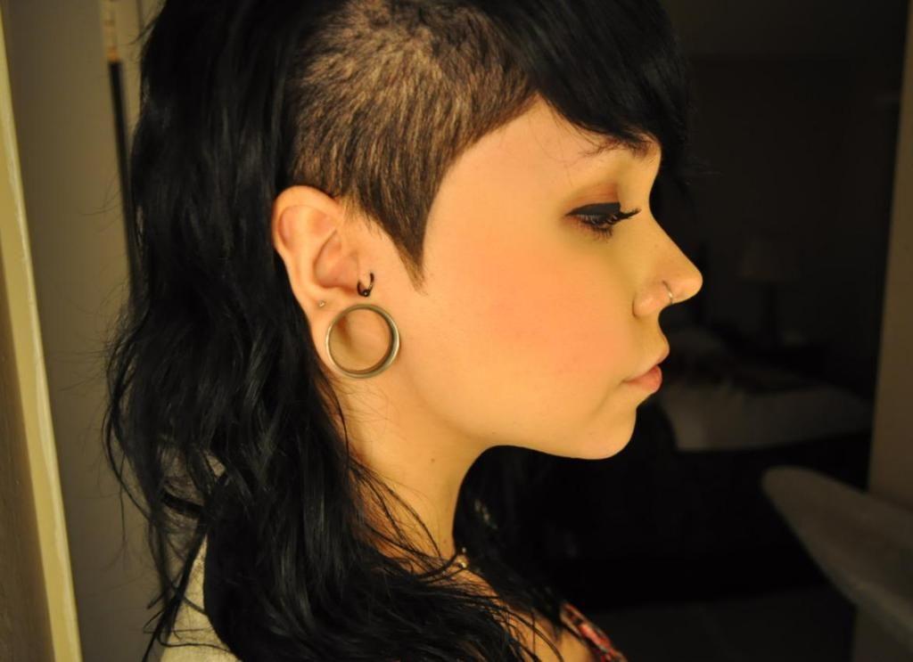 Amazing 1000 Images About Shaved On Pinterest Short Hairstyles Gunalazisus