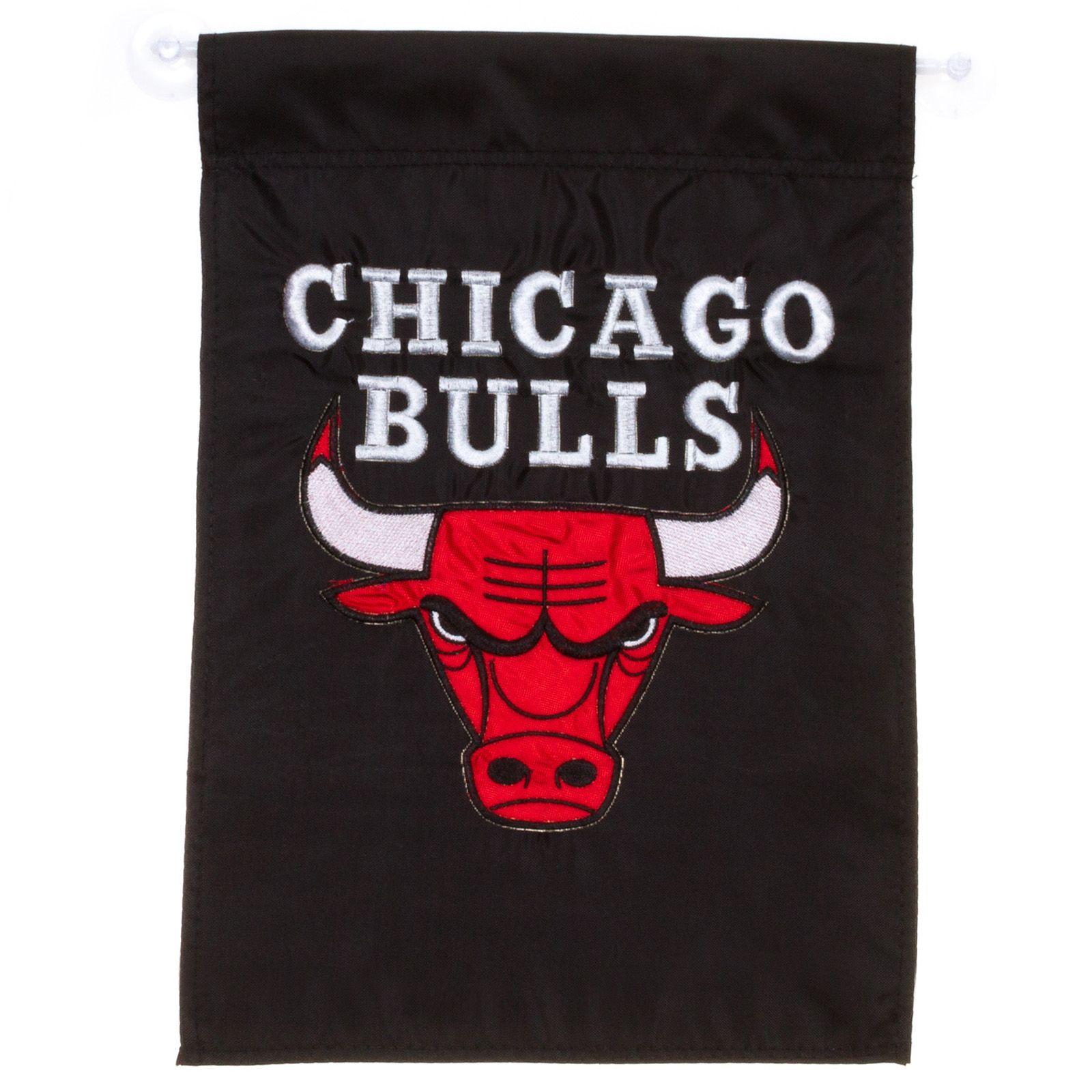 "Vertical Garden Chicago: Chicago Bulls 11""x15"" Vertical Garden Flag #Bulls"