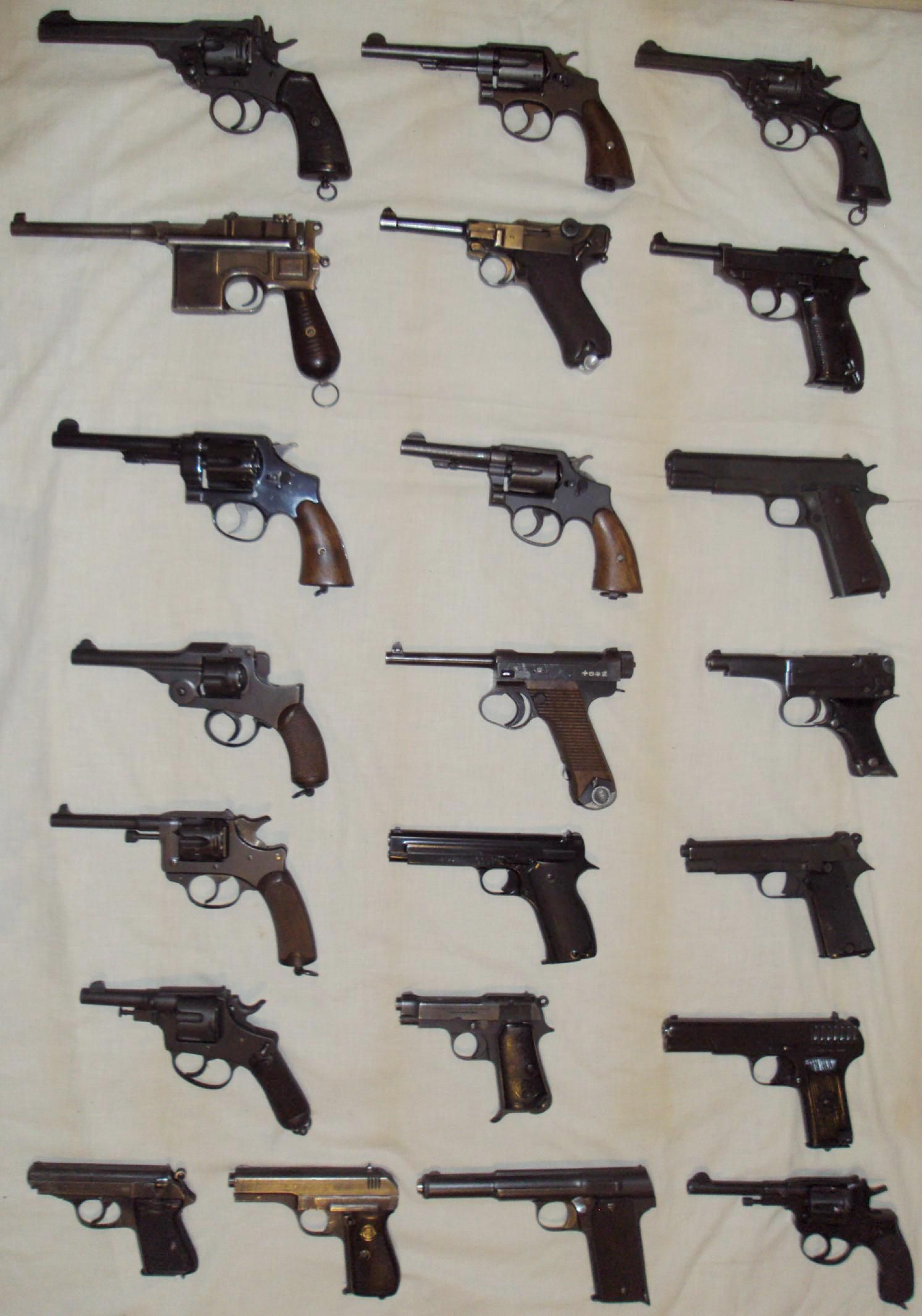 Names Of All Guns | www.pixshark.com - Images Galleries ...