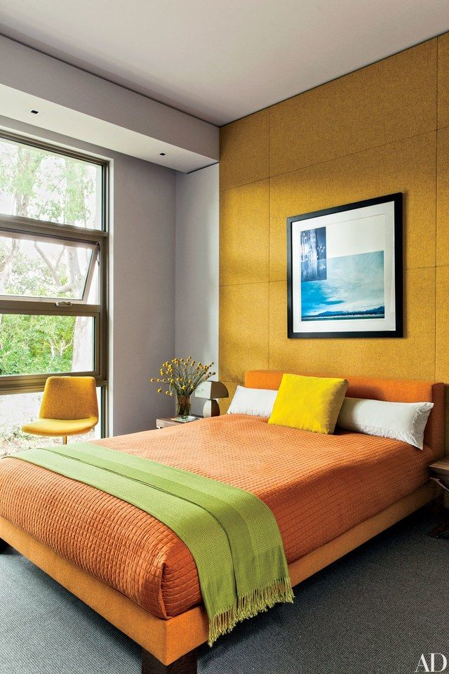 9 Color Blocking Ideas for a Bright, Cheery Home