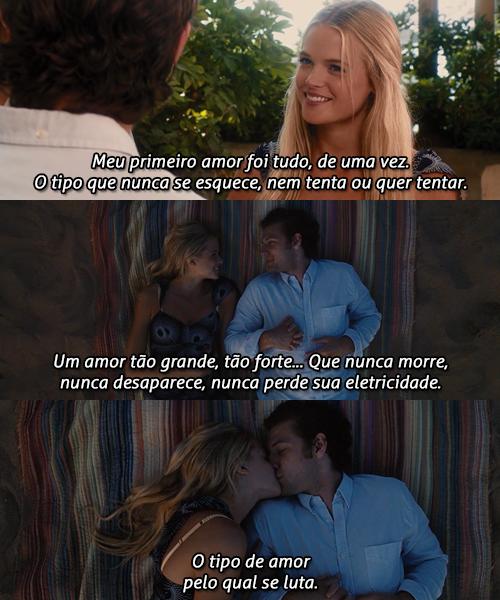 Amor Sem Fim Frases Marcantes De Filmes Frases De Filmes