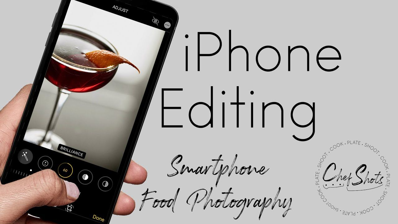 EDIT YOUR PHOTOS on your iPhone. Want to edit your photos