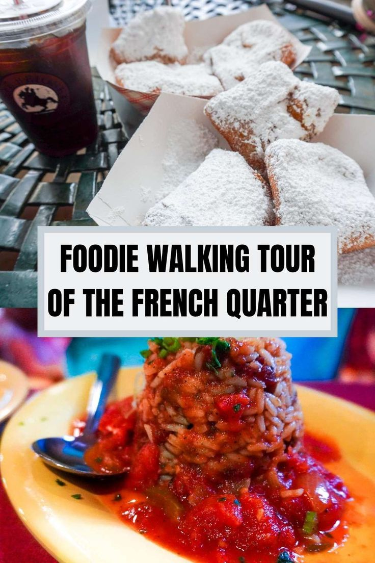 Photo of New Orleans Food Tour- Self Guided Food Walking Tour Of The French Quarter – Urban Cowgirl