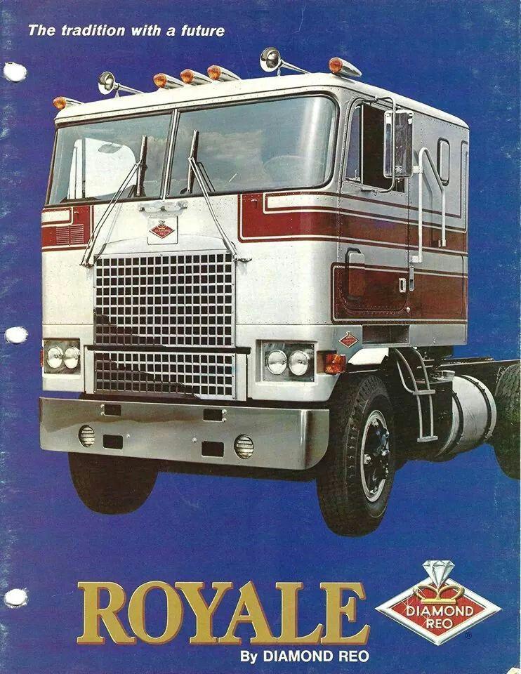 DIAMOND REO AD | Diamond T and Diamond Reo Trucks | Trucks