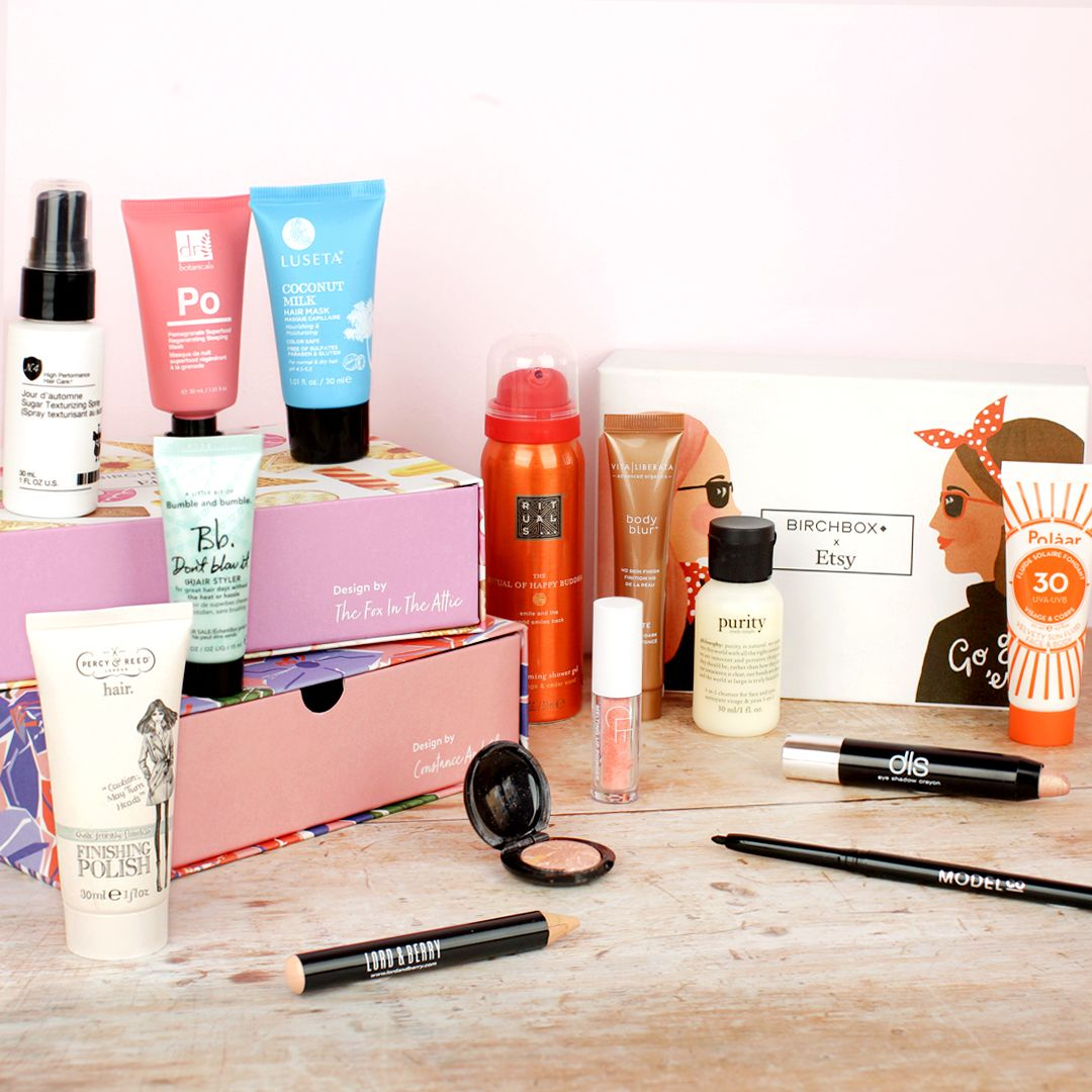Here's a sneak peek at some of the products that may be in