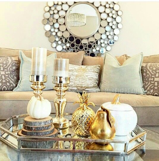 Silver Home Decor: Room Decor, Home Decor