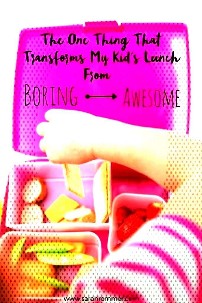 to turn lunches from bor...How to turn lunches from bor...