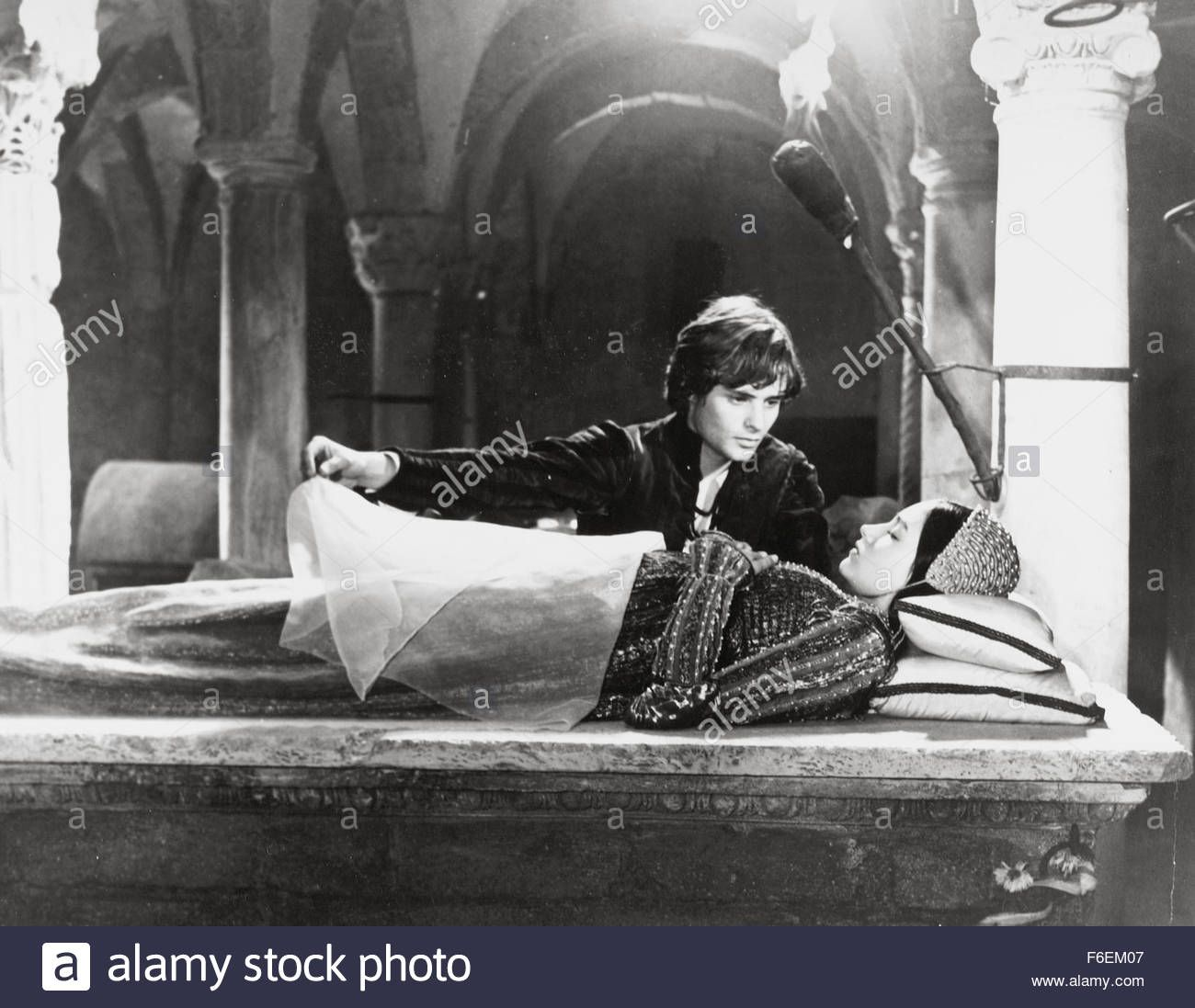 Download this stock image 1968 romeo and juliet 1968