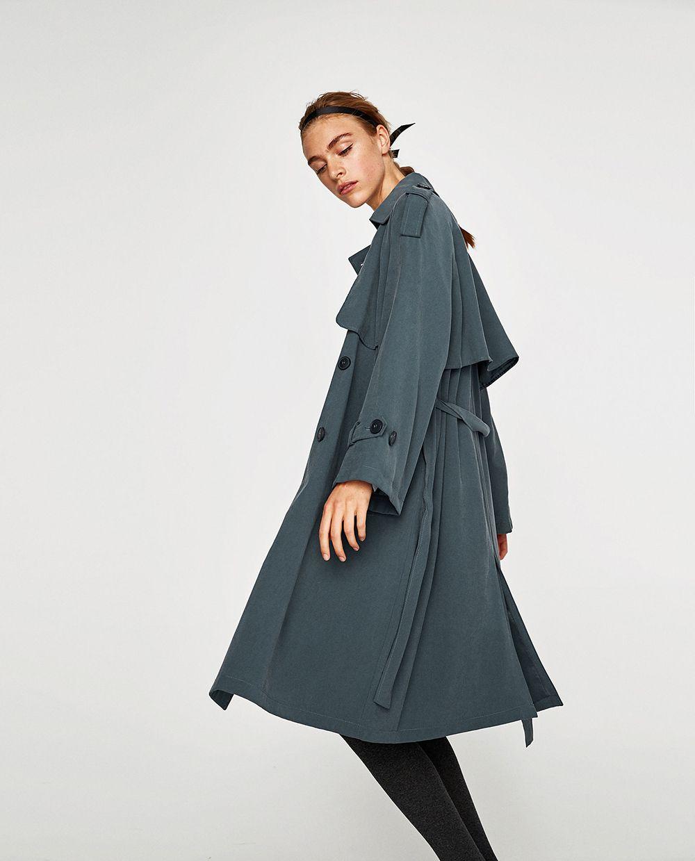 f61f9fe23dba The 10 Best Trench Coats From Zara. The 10 Best Trench Coats From Zara  Trench Coats