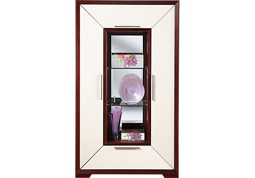 For A Sofia Vergara Savona Open Curio At Rooms To Go Find China Cabinets That Will Look Great In Your Home And Complement The Rest Of Furniture