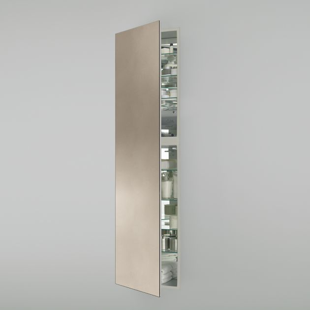 M Series Cabinets Recessed Medicine Cabinet Full Length Mirror