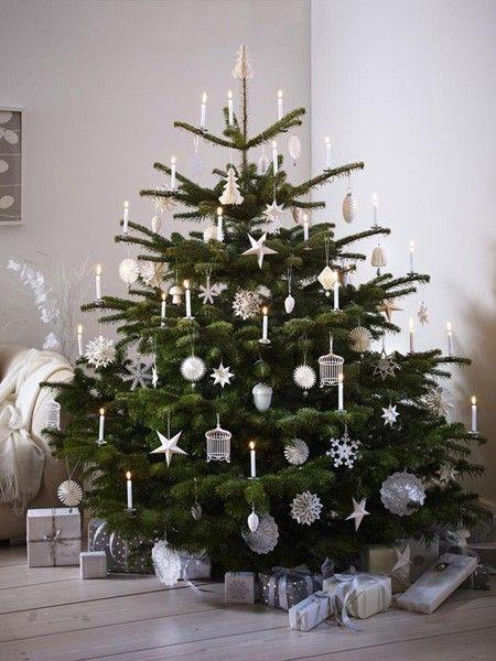 die 20 sch nsten weihnachtsbaumanh nger in silber und gold weihnachten pinterest. Black Bedroom Furniture Sets. Home Design Ideas