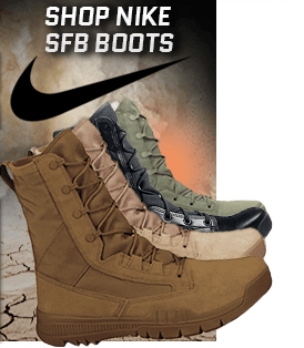 Combat boots, Boots, Nike sfb boots