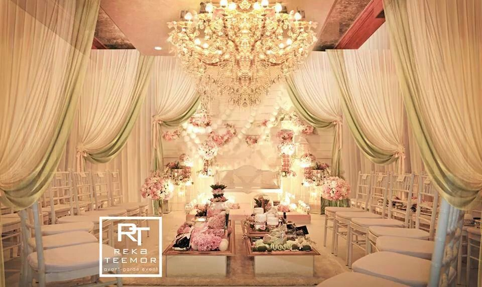 decorating a wedding by reka teemor wedding ideas stage 3356