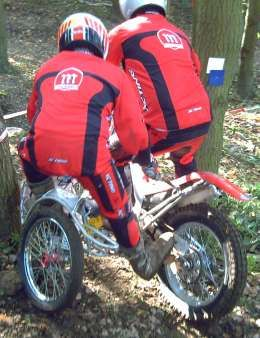 The Sidcup Sidecar Trial -