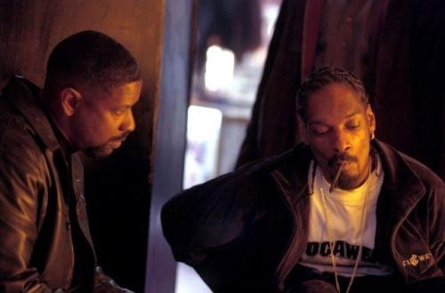 Denzel Washington and Snoop Dogg | Training day