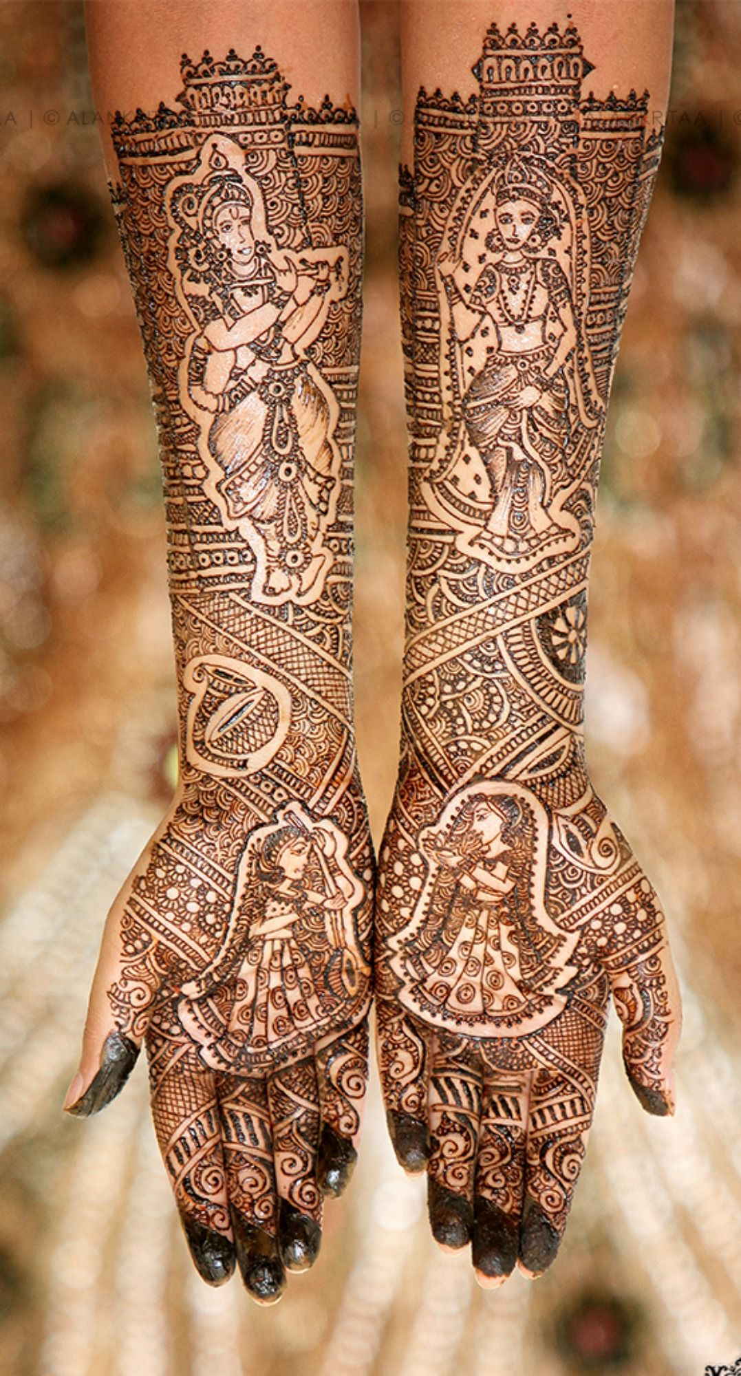 The Best Bridal Mehndi Designs For Full Hands! | Bridal ...