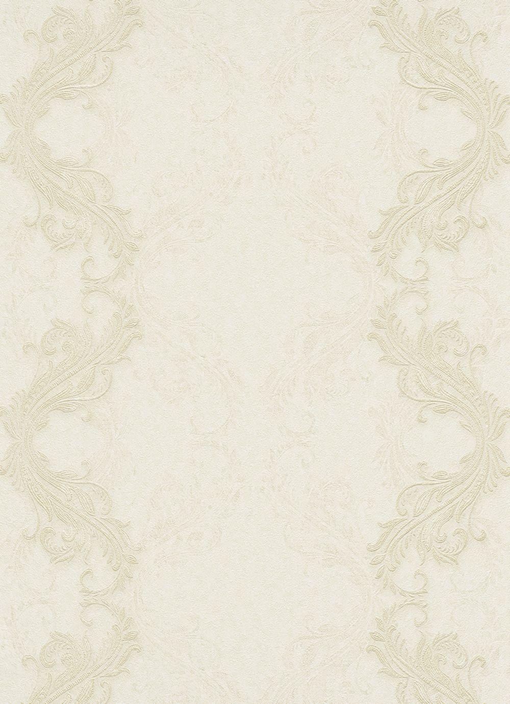 Erismann Eterna Wallpaper Roll   20 in   Cream/Beige in 2020 ...