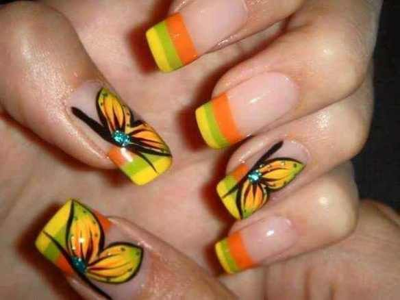 Top 20 Nail Art Designs In 2016 Style You 7