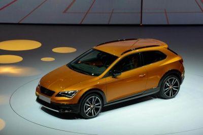 Seat desvela el Concept Car León Cross Sport en el Salón de Frankfurt