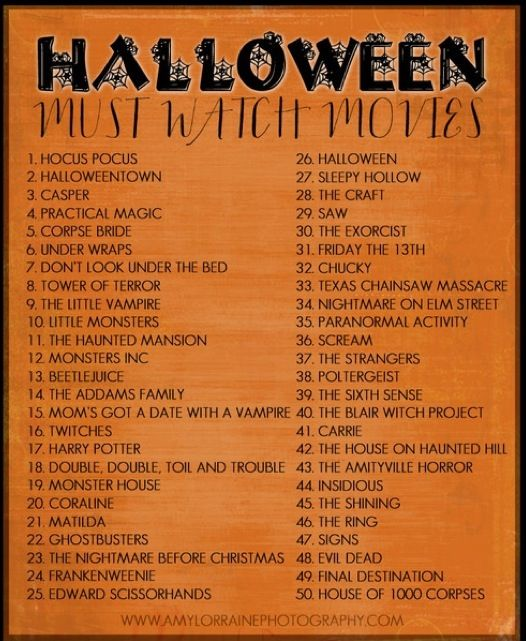 Good Ideas For The Halloween