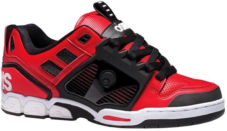 Osiris G3L Red White Black   Shoes, Tony hawk shoes