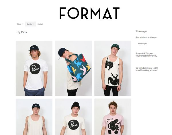 Formatstore.nl