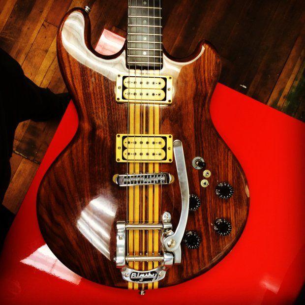 Kramer Dmz 2000 Electric Guitar Natural 1979 Guitar Guitar Strings