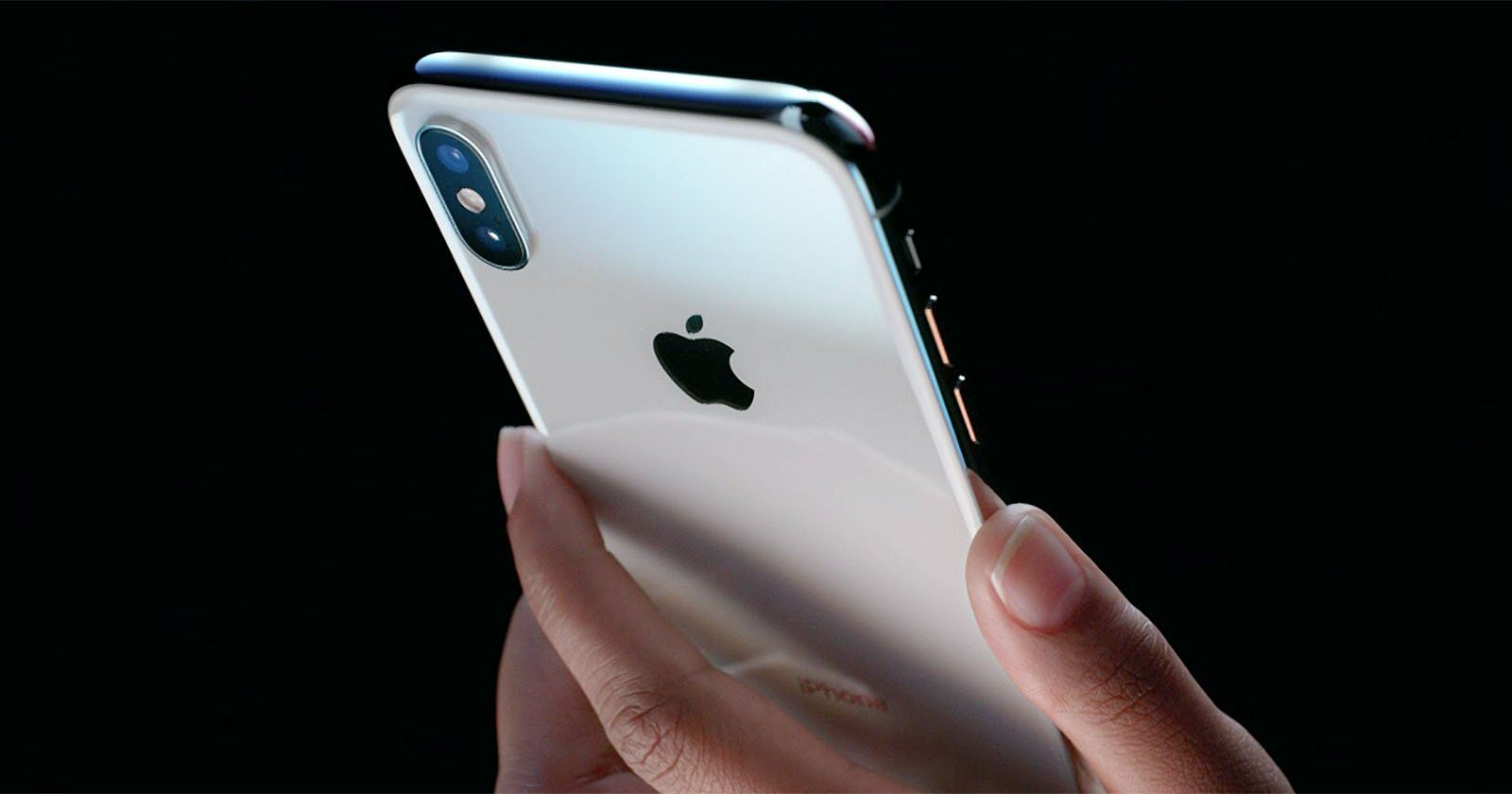 Apple Unveils the iPhone 8, 8 Plus, and X with NextGen