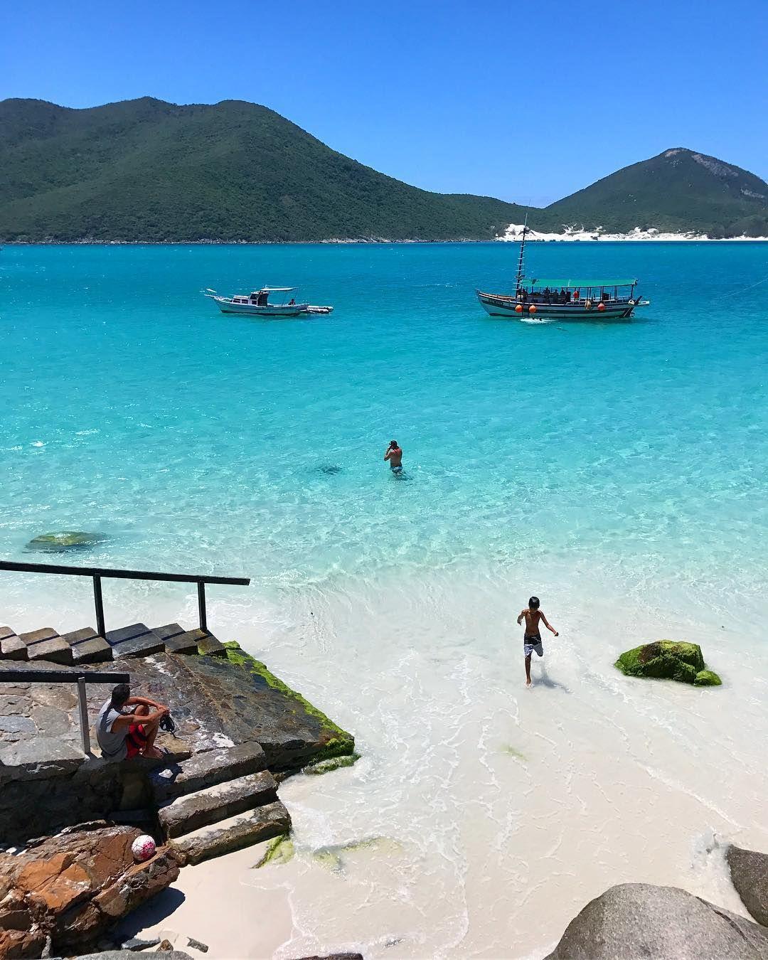 Arraial Do Cabo Rio De Janeiro Na Regiao Dos Lagos Do Outro Lado