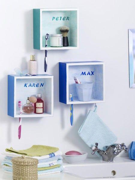 Regal selber bauen - 11 DIY-Projekte Regal selber bauen, Selber - badezimmer regal selber bauen