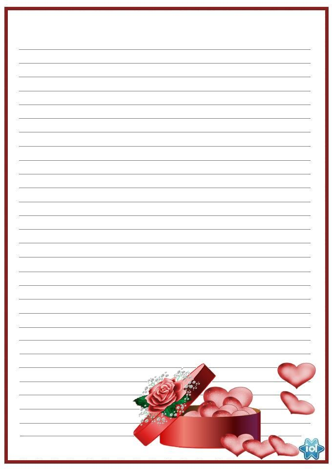 Pin by Jijen Sherlin on Boarders Pinterest Stationary, Writing - printable writing paper with border