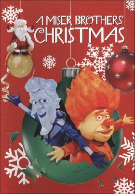 A Miser Brothers' Christmas (Deluxe Edition) (DVD) in 2020