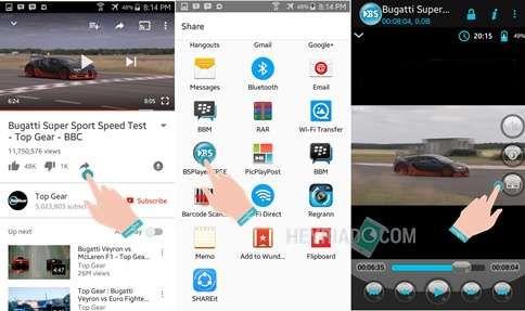 Cara Memperlambat Slow Motion Video Youtube Di Android Trik Android Tablet